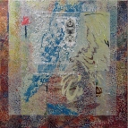 """Watermaking 24""""x24"""""""
