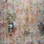 STORIED GROUND 1 3'X3' J.M.NFS